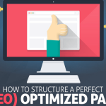 On-Site SEO – 10 Tips to Perfectly Optimize a Post #infographic